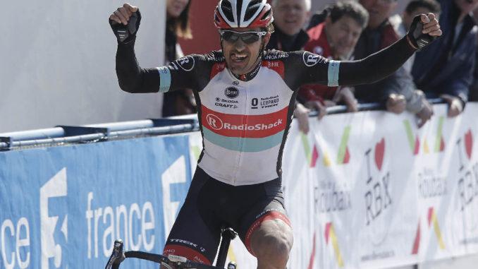 Paris - Roubaix 2013